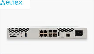 Сервисный маршрутизатор Eltex ESR-100